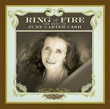 FREE US SHIP. on ANY 2 CDs! NEW CD June Carter Cash: Ring of Fire: The Best of J