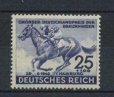 Germany 1942 SG#804 Derby Horse MNH