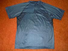 Sportives Shirt, Fitness, Orig. ASICS DuoTech, Gr. M, kurzer RV, Halbarm - TOP!