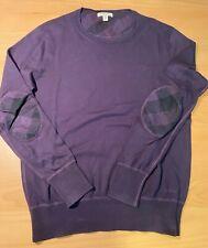 Burberry Brit - Sweater - Purple - Men's M