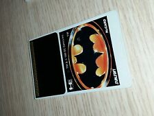 NEC PC ENGINE HU CARD HUCARD TURBOGRAFX BATMAN 35