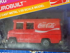SIKU EUROBUILT /55 SCALE MERCEDES STEP-IN VAN COCA COLA DELIVERY TRUCK COKE TOY