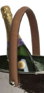 Culinary Concepts Champagne Hammered Wine Cooler - PARTS ONLY -HANDLE ONLY