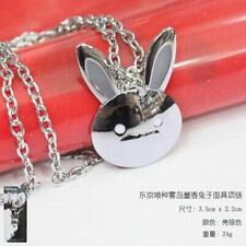 Japan Anime Tokyo Ghoul Metal Mask Necklace Pendant chains #3