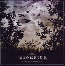 Insomnium-one for Sorrow-CD NUOVO