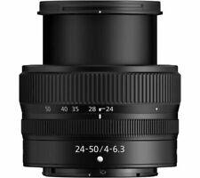NIKON NIKKOR Z 24-50 mm f/4-6.3 Standard Zoom Lens Weather Sealed - Currys