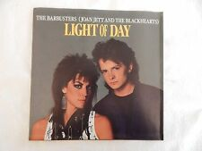 """Joan Jett & The Blackhearts """"Light Of Day"""" PICTURE SLEEVE! ONLY NEW COPY ON eBAY"""