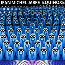 Jean-michel Jarre Equinoxe Vinyl LP 2015 & Jean Michel