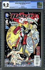 Harley Quinn Holiday Special, New Year's Eve Variant (DC 2015) CGC 9.2! Conner!