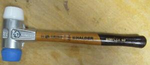 Halder Schonhammer Simplex Alug. 40 mm TPE-soft/SP. - 3117.040