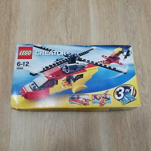 LEGO Crator Rotor Rescue 5866