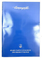 Campagnolo Spare Parts Catalogue 1993 Vintage Road / Mtb Record / Chorus / Delta