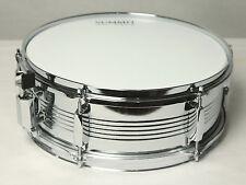 """Summit Steel Snare Drum 14"""" x 5.5"""" - 2.3mm hoops, +MORE!"""