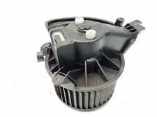 Fiat Punto 2013 Heater blower fan 164330100 Petrol 63kW DIN8715