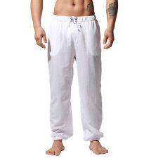 Men's Breathable Mesh Multifunction translucent Home Sleep Pants Underwear