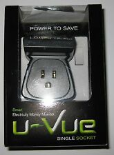 u-Vue Electricity Money Monitor - Power Meter - 120 VAC - Measure kWh Cost
