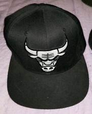 L.A. CLIPPERS or Chicago BULLS Mitchell & Ness hat (auction is for 1 hat only)