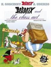 NEW - Asterix and the Class Act: Album #32 (Asterix (Orion Paperback))