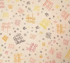 A Shout A Whisper A Text BTY Sarah J Marcus Brothers Colors White Tic Tac Toe