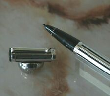 STYLO BILLE WATERMAN EN ARGENT MASSIF COLLECTION WATERMINA NIGHT AND DAY J231