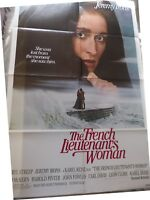 The French Lieutenant's Woman, 27x41,Original, Movie Poster,Folded,1981