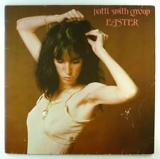 "12"" LP - Patti Smith Group - Easter - D1460 - cleaned"