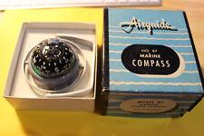 Airguide Marine Compass No 97 im Karton Ausrüstung Technik 60-70erJ Sammlerstück