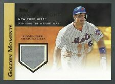 David Wright 2012 Topps Golden Moments Relics Card# GMR-DW