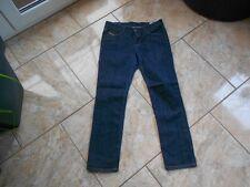 H1810 diesel Hi-Vy jeans w30 azul oscuro estado: muy bien