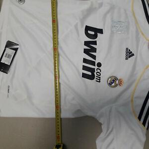 Adidas Ronaldo T-Shirt ClimaCool Real Madrid #9 Medium bWin LFP