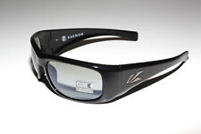 KAENON Beacon Black Polarized Sunglasses Copper SR-91 Lenses TR90 Frames Unisex