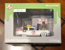 "NIB Ghostbusters Ecto 1 Collector Car Hearst Figure 4.5"" Nerd Block Exclusive"