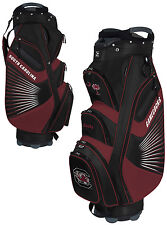 Team Effort The Bucket II Cooler NCAA Golf Cart Bag South Carolina Gamecocks
