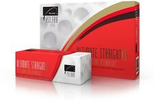 1 dozen New POLARA 75% Self Correcting Ultimate Straight XS Golf Balls Red Box