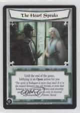 2005 Legend of the Five Rings CCG - #NoN The Heart Speaks (Event Promo) Card 1i3