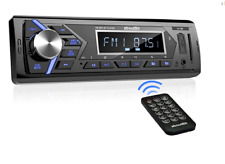 Car Stereo Bluetooth FM/AM/USB/SD/FLAC/MP3/Aux-in REMOTE - MSRP $79.99