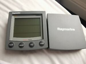 Raymarine st60 Tridata and Thru hull speed transducer+ depth