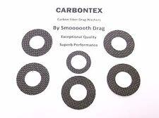 PENN REEL PART Senator 113H 4/0 - (6) Smooth Drag Carbontex Drag Washers #SDP3