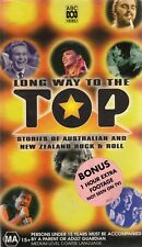 LONG WAY TO THE TOP -3 x VHS box set -PAL -N&S-Never played!-Original Oz release