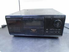 Sony CDP-CX200 Mega Storage 200 CD Disc Player@