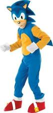 Rubie's Kids Sonic The Hedgehog Official Book Day Week Fancy Dress Costume