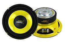 "Pyle Pro Gear Mid-Bass Woofer Car Audio Speaker Stereo X Series 6.5"" 300W 4 Ohm"