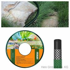 """Gartenschlauch Wasserschlauch Bewässerungsschlauch 20m 1"""" Zoll grün 0,99€/m"""