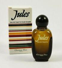 Christian Dior Jules 9ml EDT Eau de Toilette Pour Homme NEU/OVP Rar