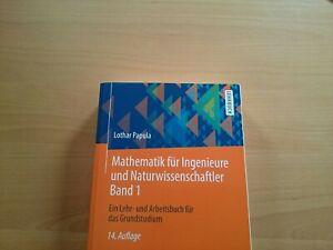 Mathematik für Ingenieure und Naturwissenschaftler Band 1* Lothar Papula