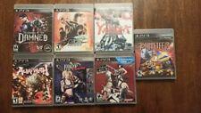 **RARE** PS3 Game Lot - Various Titles Playstation 3
