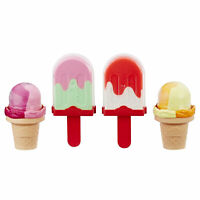 Play-Doh Ice Pops 'n Cones Freezer themed 4-Pack