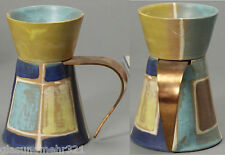 Kerzenhalter kunst keramik design objekt ceramic art antik um 30er - 50er Jahre
