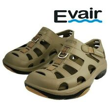 Shimano Evair Marine / Fishing Shoes Mens Size 8 Khaki Color