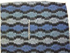 1965 AMC RAMBLER  CLASSIC 550 OEM SEAT UPHOLSTERY CLOTH FABRIC